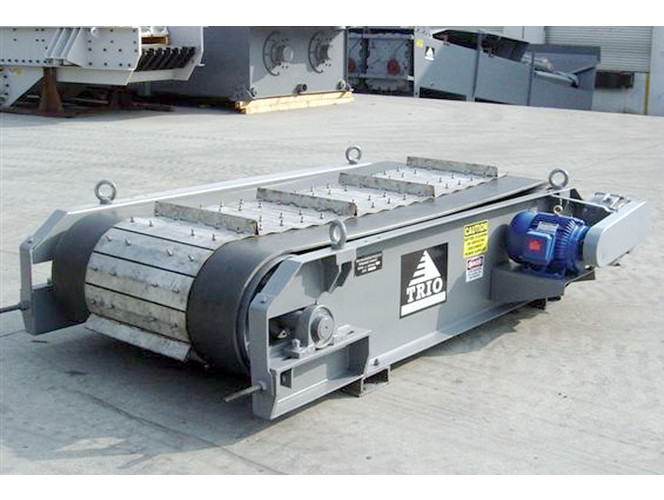 Trio CRP36 Self-Cleaning Permanent Magnetic Separator