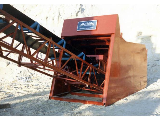 Rock Systems Dozer Trap With Belt Feeder