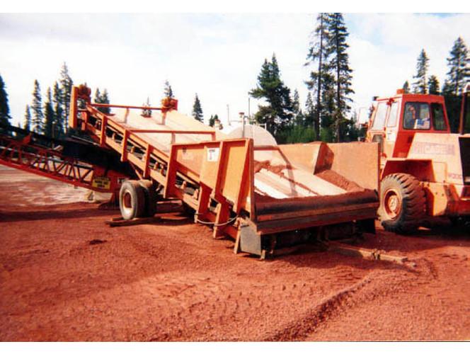 Truck Trader Online >> Model 111-EDV End Dump Truck Unloader