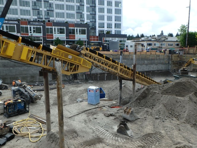 Excavation Conveyor System